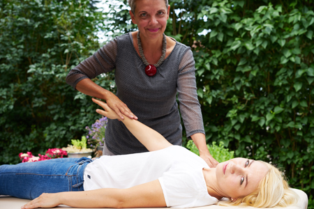 Meine Methoden in der Kinesiologie: Touch for Health